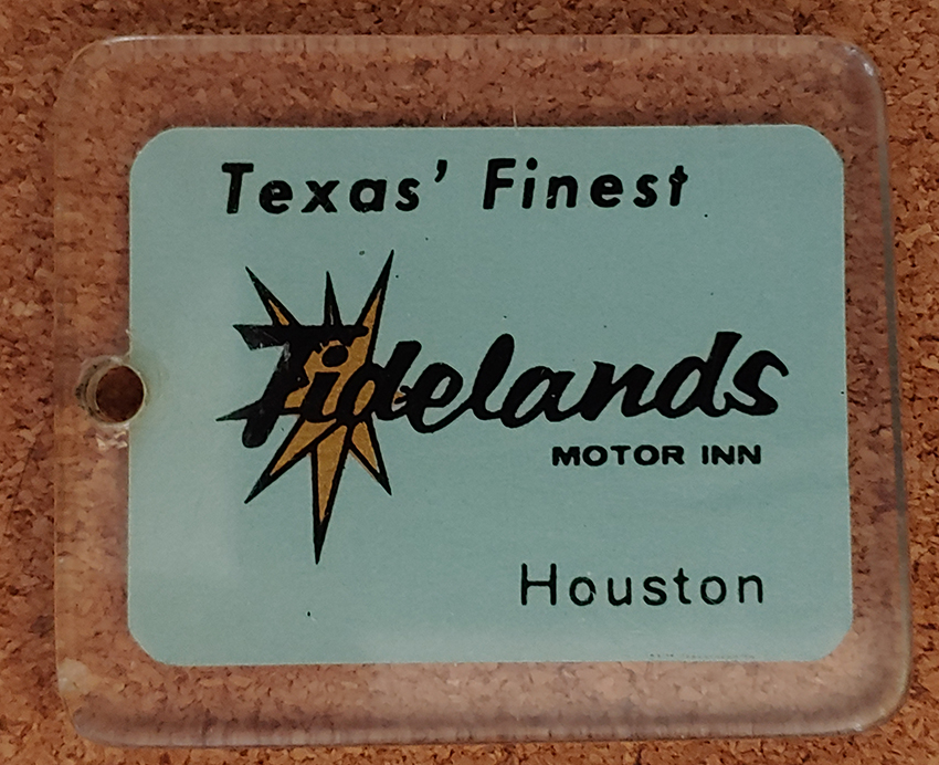 Key Fog: The Tidelands Motor Inn Houston, TX