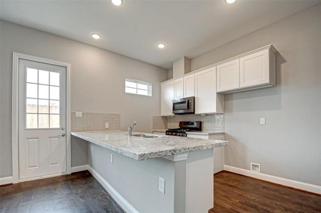 Completed Kitchen - Sofia Floor Plan