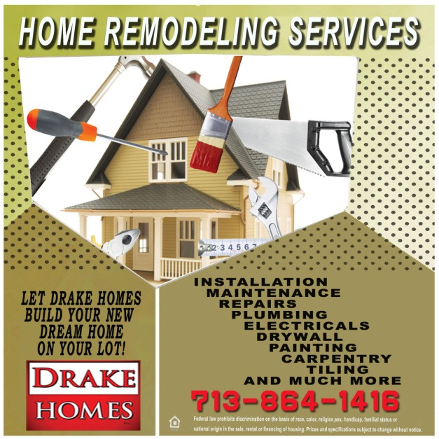 Remodeling by Drake Homes Inc.