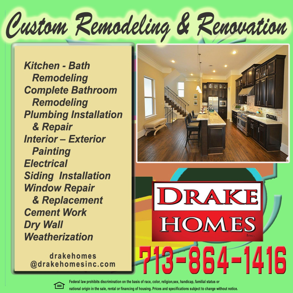 Drake Homes In. Remodeling