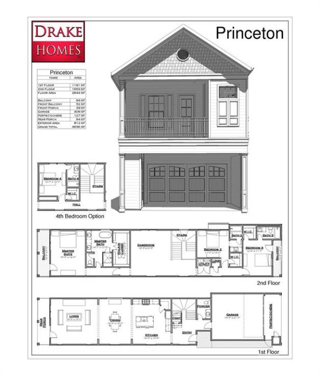 Princeton Floor PLan 2021