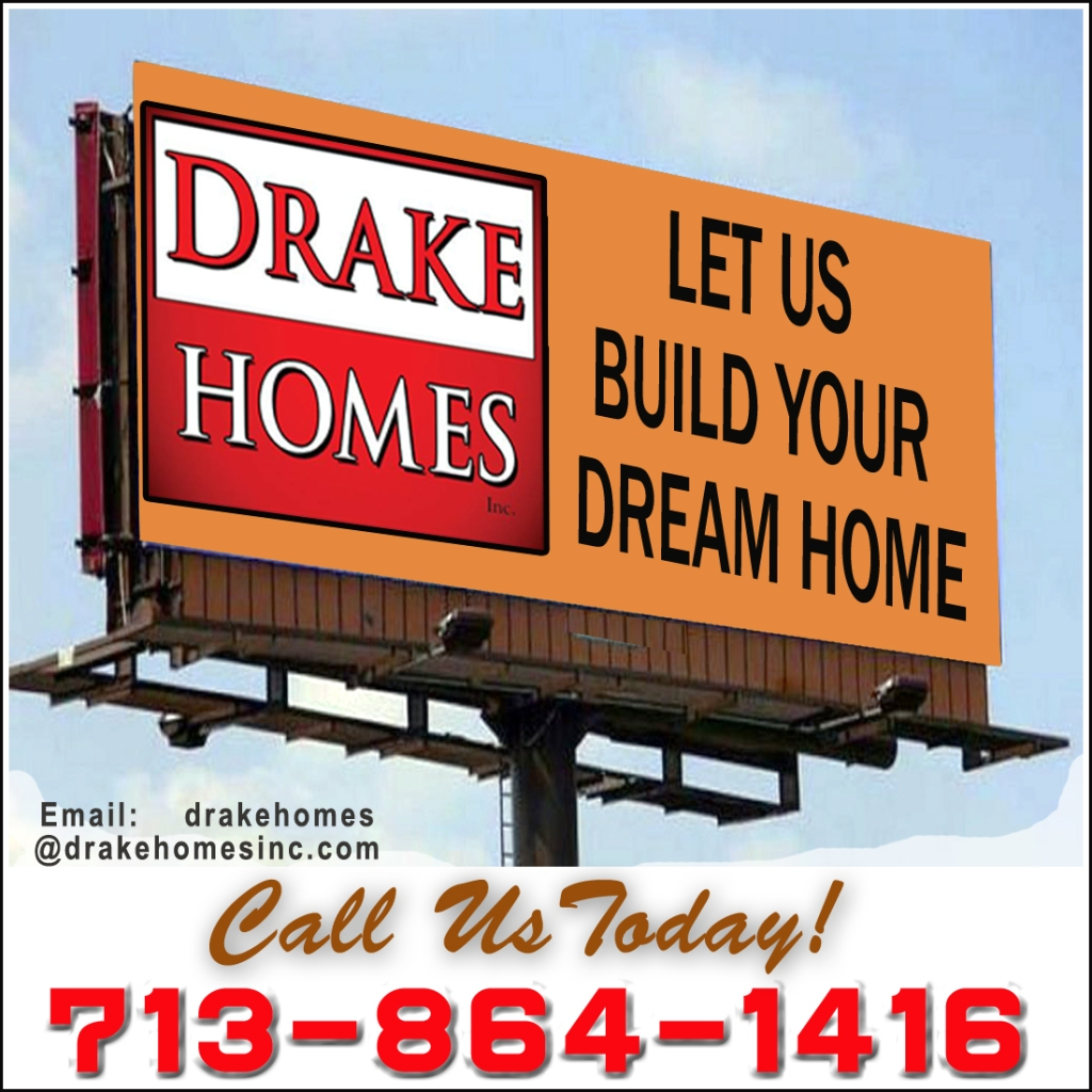 Let Us Build Your Dream Home in Houston