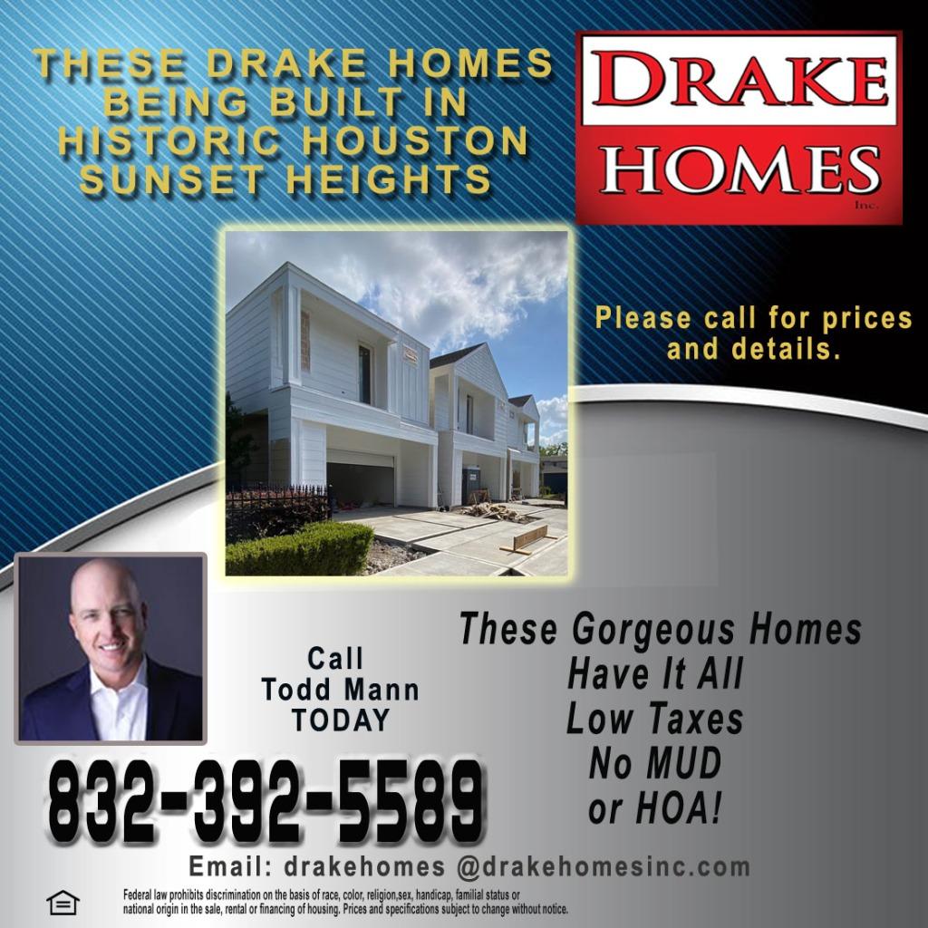 Drake  Homes Inc.